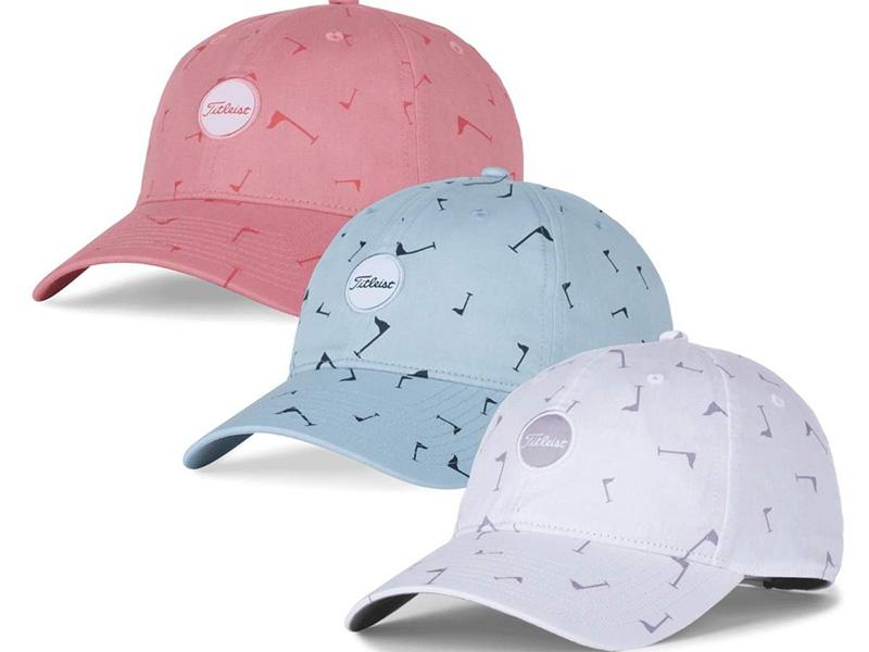 Women's Montauk Prints là mũ golf Titleist dành cho các chị em