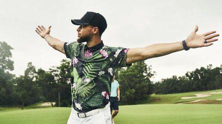 Quần áo golf Under Armour nổi tiếng trên thế giới