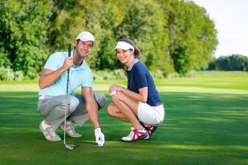 GolfCity cung cấp các mẫu quần áo tập golf của nhiều thương hiệu nổi tiếng