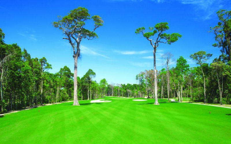 Sân tập Vinpearl Golf Phú Quốc