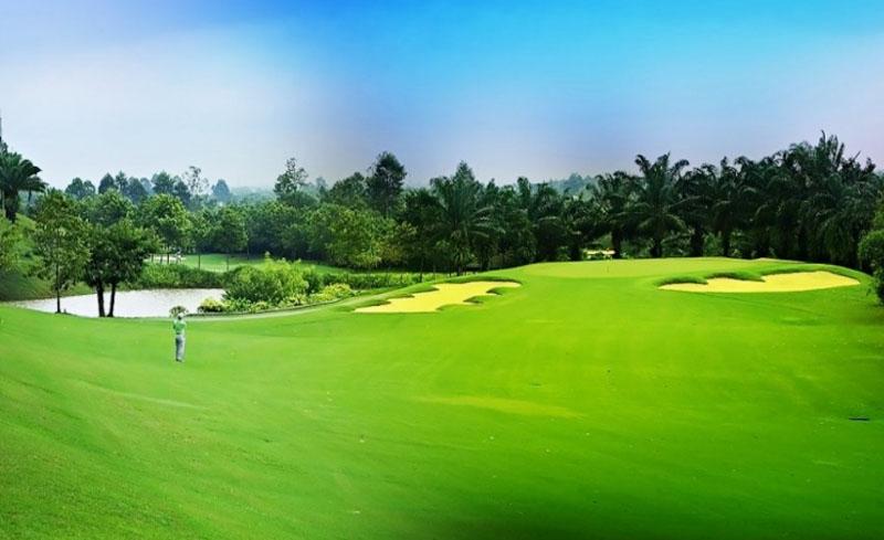 Sân golf Vũng Tàu Paradise (Paradise Resort Golf Club)