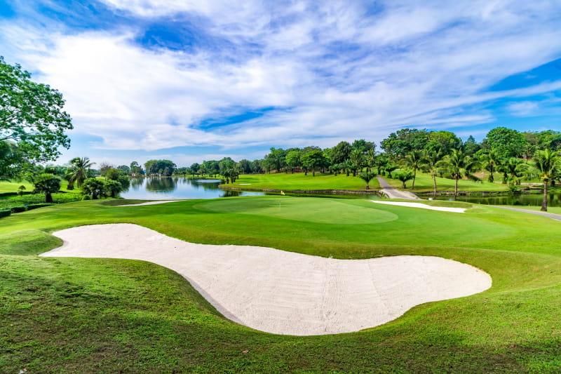 Sân tập golf Đồng Nai