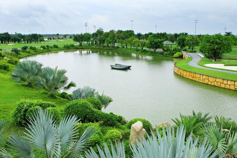 Sân golf Long Thành - sân golf miền Nam