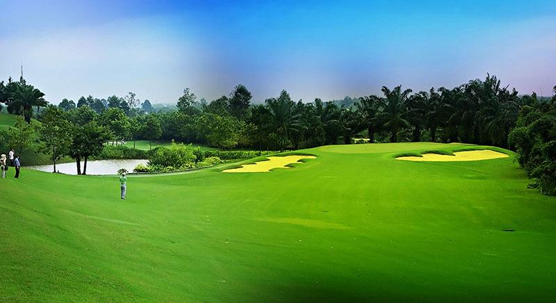 Sân golf Phú Mỹ (Twin Doves Golf Club)