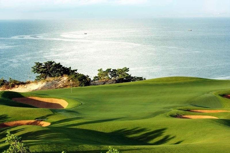 Giới thiệu sân golf Ocean Dunes
