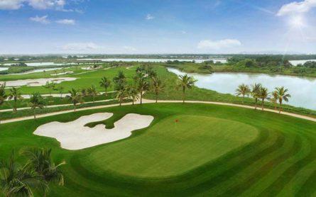 Sân Ao Châu là một trong những sân golf Phú Thọ đang được xây dựng