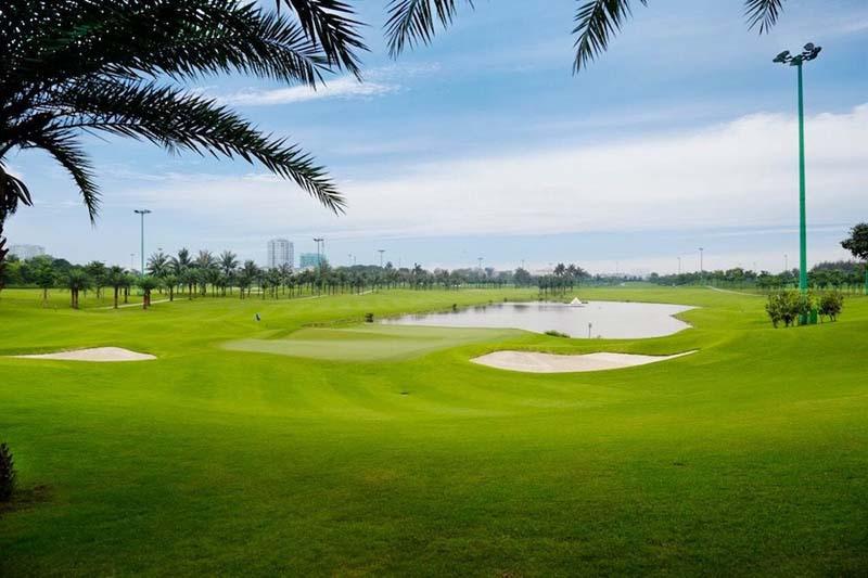 Sân golf Tam Nông 1 và Tam Nông 2 đang trong giai đoan quy hoạch xây dựng