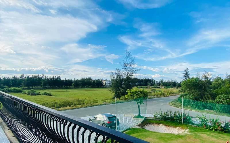 Sân golf Quảng Trị xây dựng theo tiêu chuẩn quốc tế
