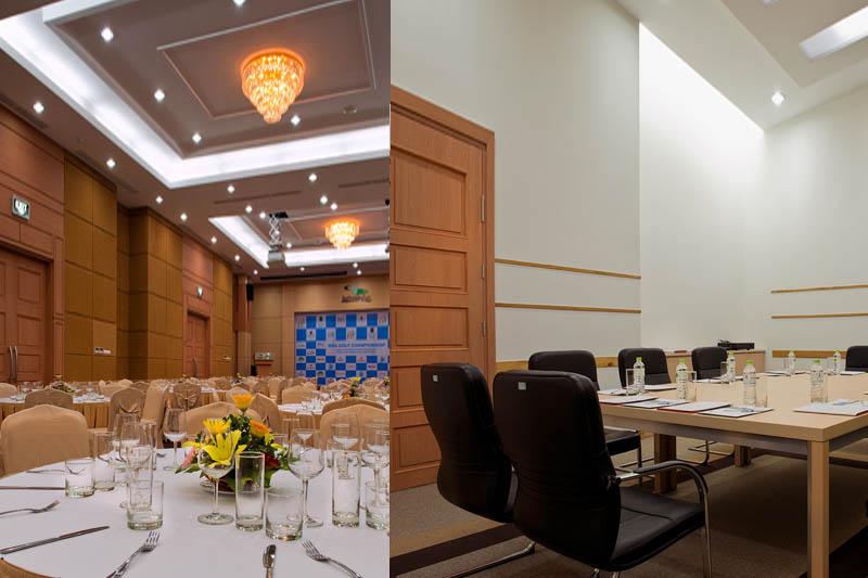 Các phòng hội thảo đáp ứng nhu cầu của khách hàng