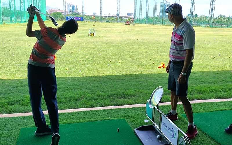 Sân tập DNC giúp golfer tận hưởng các dịch vụ giải trí hấp dẫn và thú vị