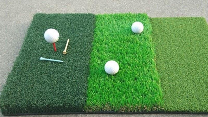 Mua bán thảm tập golf cũ đang là xu hướng