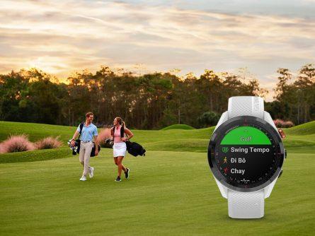 Đồng hồ Garmin là thương hiệu nổi tiếng với khả năng định vị GPS