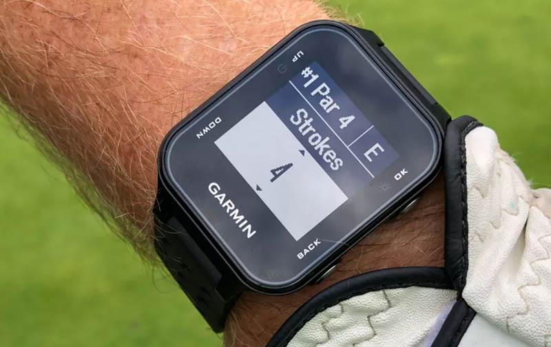 Approach S20 giúp người dùng xác định được các vị trí chính xác trên sân golf