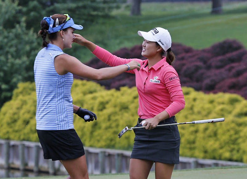 LPGA là tên viết tắt của hiệp hội golf dành cho nữ