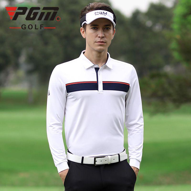 Áo golf dài tay tạo phong cách tự tin trên sân golf