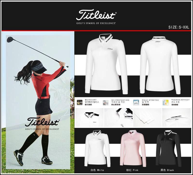 Golfer chú ý lựa chọn màu sắc áo golf phù hợp