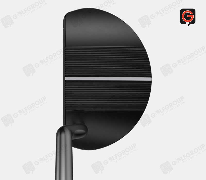 Putter Ping 2021, CA 70 được hãng thiết kế nổi bật và gây ấn tượng mạnh cho người dùng