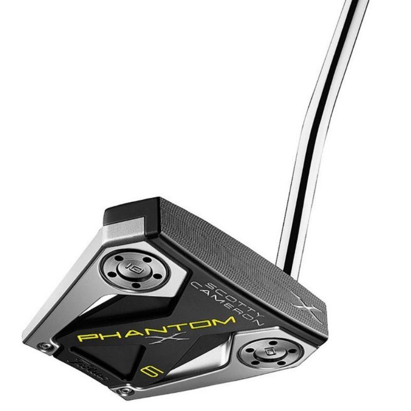 Gậy golf Putter Phantom X6 Titleist có thiết kế tương đồng so với mẫu gậy Phantom X5 tiền nhiệm