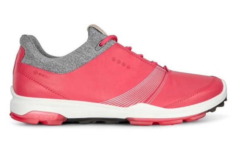 Ecco nữ BIOM Hybrid 3 Pink với màu hồng tinh tế