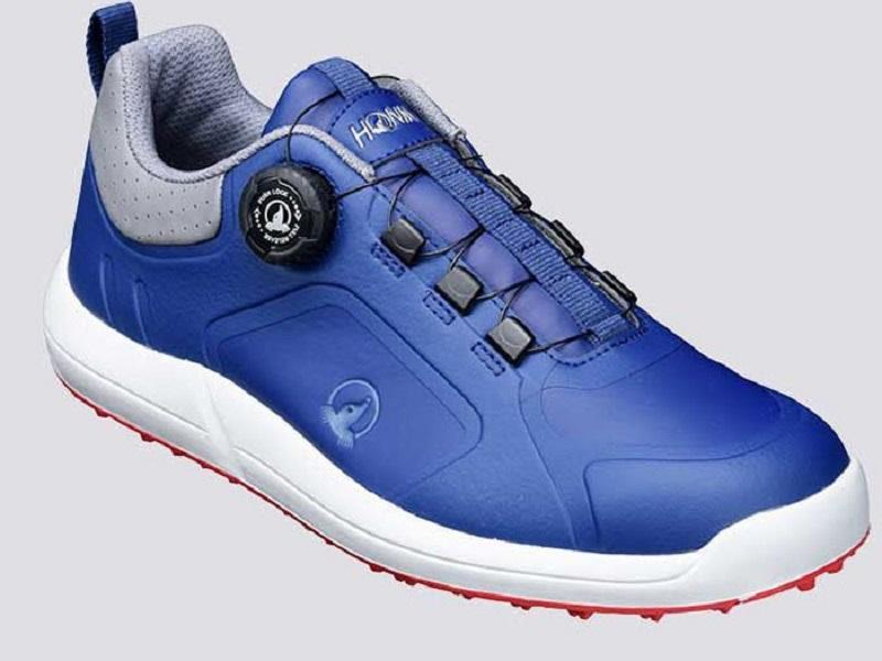 Giày golf Honma SR12002 màu xanh được nhiều golfer tin dùng