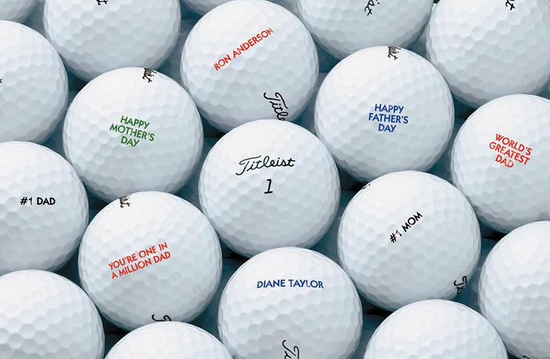 In bóng golf giúp trái bóng thêm sinh động, hấp dẫn hơn