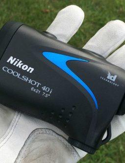 Máy đo golf Nikon cho kết quả cực nhanh