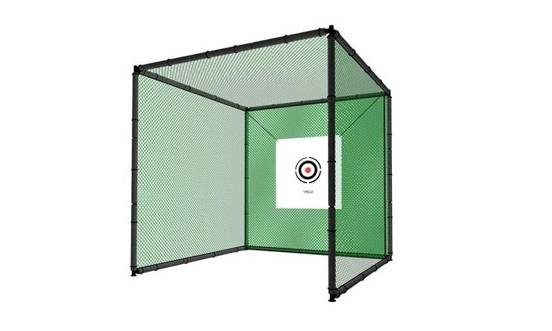 Golfer cần có một khung tập để kiểm soát mục tiêu và những cú phát bóng