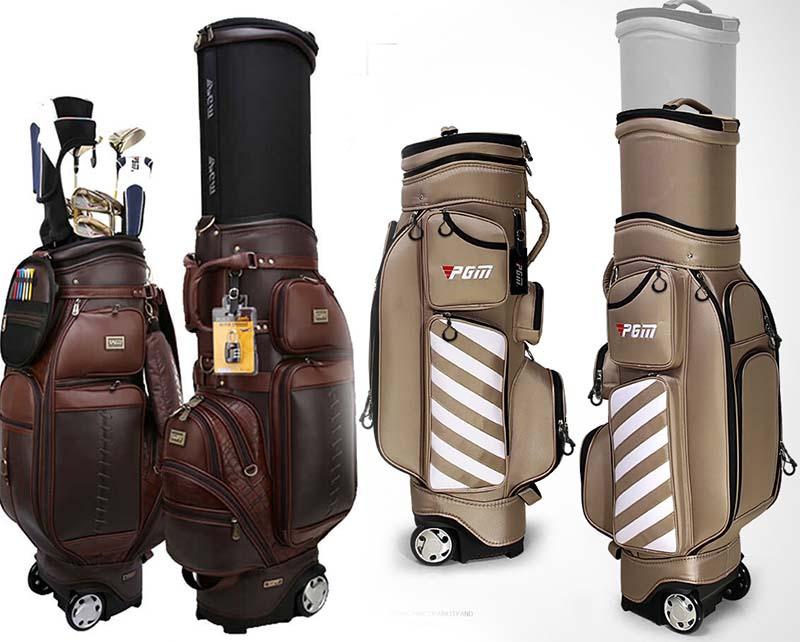 Túi đựng gậy golf có bánh xe của PGM