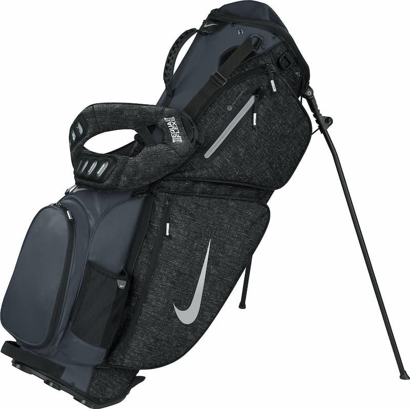 Túi đựng gậy golf Nike Air Sport Carry III với màu đen huyền bí sang trọng