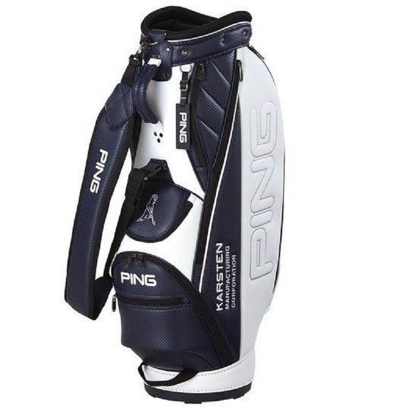 Túi gậy golf Ping có nhiều đặc điểm nổi trội và được nhiều golfer yêu thích