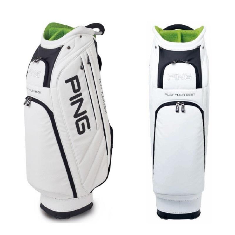 Mẫu túi này với trọng lượng nhẹ giúp golfer di chuyển thuận lợi trên sân