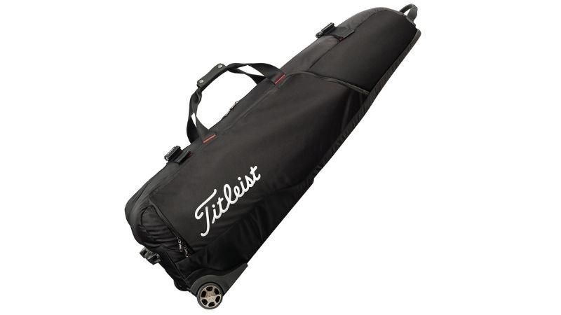 Túi golf Titleist Professional Wheeled nhỏ gọn, tiện lợi