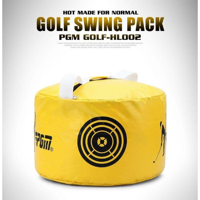 Túi tập swing golf PGM là một thiết bị tập luyện đơn giản và có kích thước nhỏ gọn