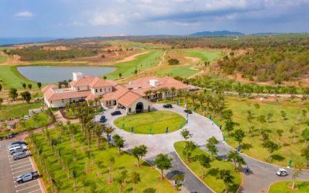 Sân golf Novaworld Phan Thiết đẳng cấp, chuẩn PGA cho các golfer