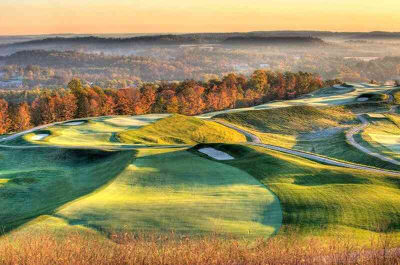 French Lick Resort Golf– The Pete Dye Course