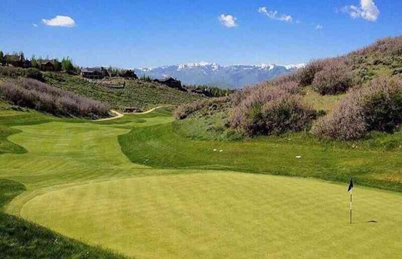 Sân golf Promontory Club – Painted Valley Course