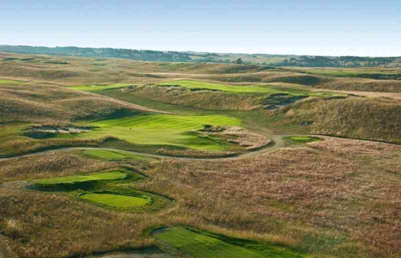 Sân golf The Prairie Club – Dunes Course