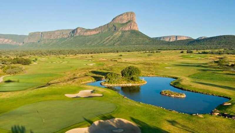 Sân golf Legend Golf & Safari Signature Course