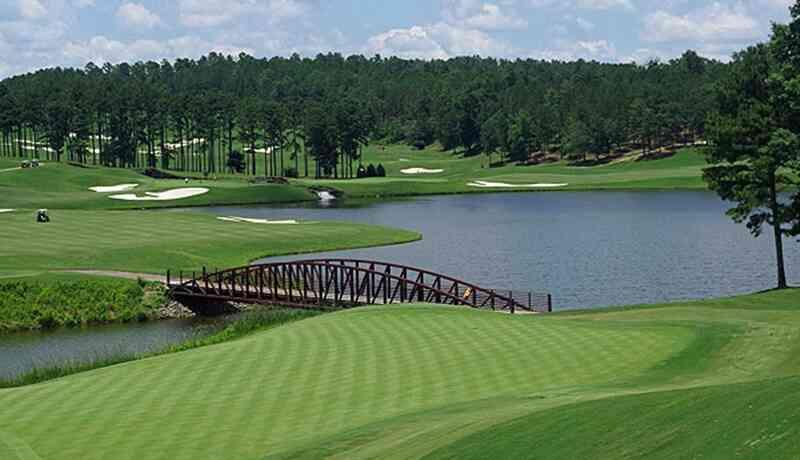 Sân golf The Robert Trent Jones Golf Trail ở Ross Bridge