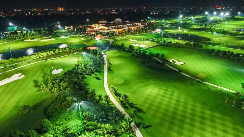 Sân tập golf Sài Gòn Tân Sơn Nhất