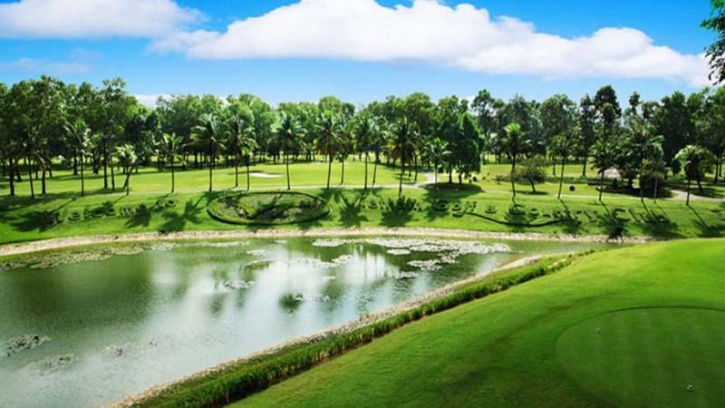 Sân tập golf Rạch Chiếc tại TPHCM