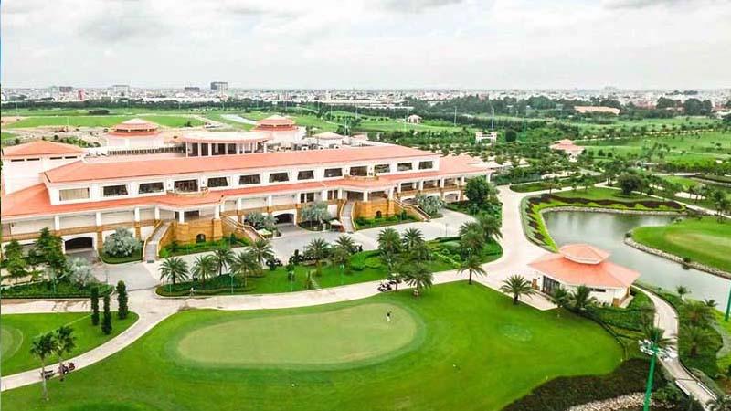 Sân golf Him Lam là một trong số những sân golf yêu thích của nhiều golfer Sài Gòn