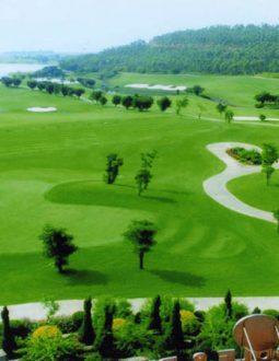 Sân tập golf ở Sài Gòn