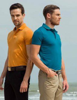 Có 3 kiểu dáng áo polo golf thịnh hành nhất hiện nay