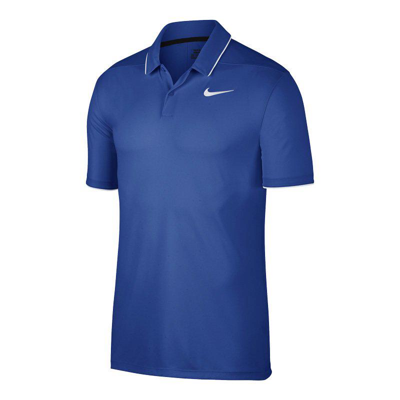 Áo golf nam Nike Dry Polo Essential Solid với chất liệu cực bền và mát