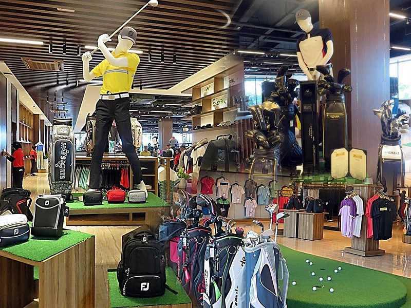 Golfer hãy đến các địa chỉ mua bán gậy gôn cũ uy tín để được đảm bảo về chất lượng
