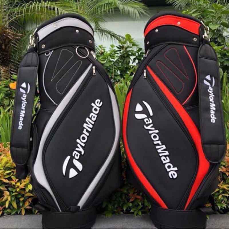 Túi gậy golf TaylorMade vải dù được nhiều golfer tin dùng